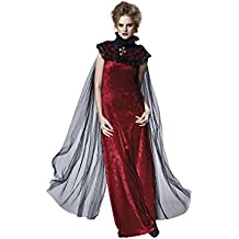 Amazon.es  disfraz gotica mujer - 12-15 años c35525db9db3