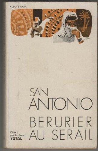 Berurier au serail par San-Antonio