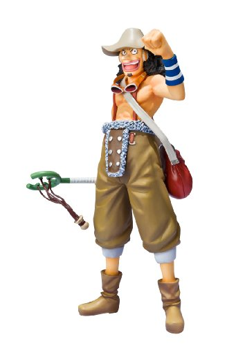 One Piece Figuarts Zero Figurine Usopp New World 16 cm