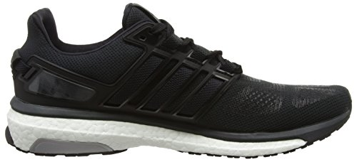adidas Energy Boost 3, Chaussures de Running Compétition Femme Multicolore - Negro / Gris (Negbas / Griosc / Grpudg)
