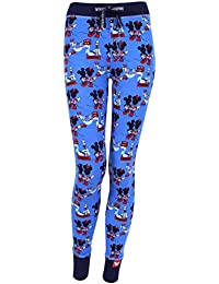 Mickey Mouse y Minnie Mouse Disney Pantalones azules