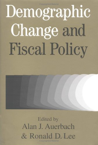 Demographic Change and Fiscal Policy 1st Edition( Hardcover ) by Auerbach. Alan J. published by Cambridge University Press