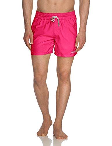 Brunotti Herren Badeshorts Crunot Men, Pink, M, 121214619N