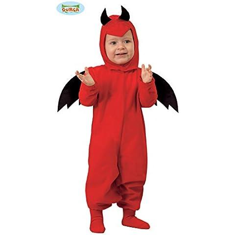 Disfraz de diablillo baby (1-12 meses)