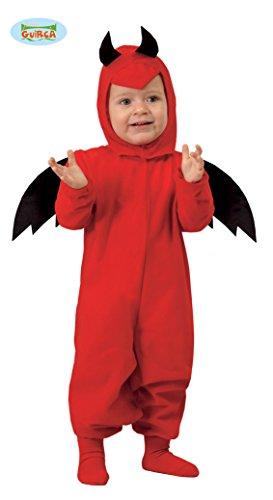 Vestito diavoletto 1-12 mesi