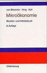 Mikroökonomie. Studien- und Arbeitsbuch.