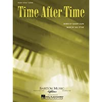 Time After Time - Piano and Vocal - SHEET