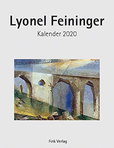 Lyonel Feininger 2020: Kunst-Einsteckkalender