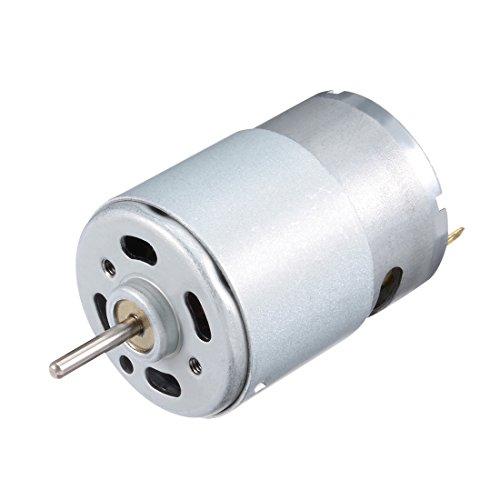sourcingmap klein Motor DC 24V 7600RPM hohe Drehzahl Motor DIY Spielzeugauto Fernbedienung de -