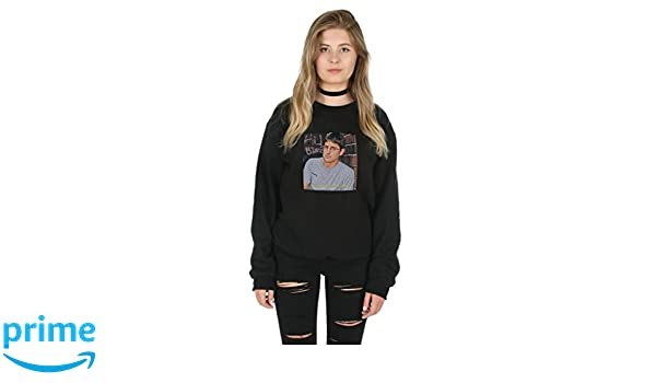 My Money Doesn/'t Jiggle It Folds Sweater Top Jumper Sweatshirt Louis Theroux