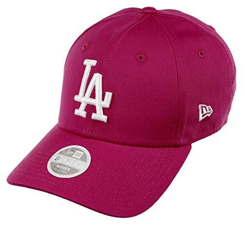 New Era Los Angeles Dodgers MLB Cap New Era 9forty Damen Verstellbar Pink - One-Size