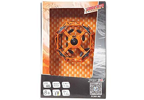 Racer - I/R Air Spider Drone - Comando Con Mano ! -