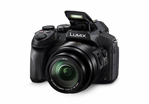 Panasonic LUMIX DMC-FZ300EGK Premium-Bridgekamera (12 Megapixel, 24x opt. Zoom, LEICA DC Weitwinkel-Objektiv, 4K Foto/Video,Staub-/Spritzwasserschutz) schwarz - 4