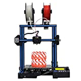 GEEETECH A10M 3D Printer with Mix-color printing, Dual extruder design, Filament detector