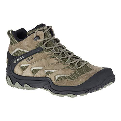 Merrell Cham 7 Limit Mid WP, Chaussures de Randonnée Hautes Homme