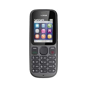 Nokia 101, Dual SIM, Nero [Germania]