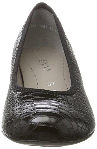 Jenny Auckland, Chaussures À Talons Noirs Pour Femmes (noir)