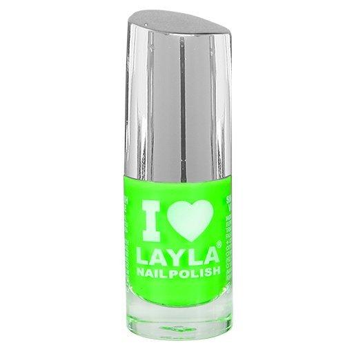 Layla Cosméticos Esmalte de Uñas