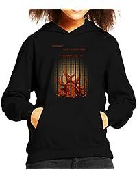 Im Not Chibi Tatsumaki One Punch Man Kid's Hooded Sweatshirt