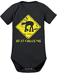 Touchlines Unisex Baby Body At At Crossing