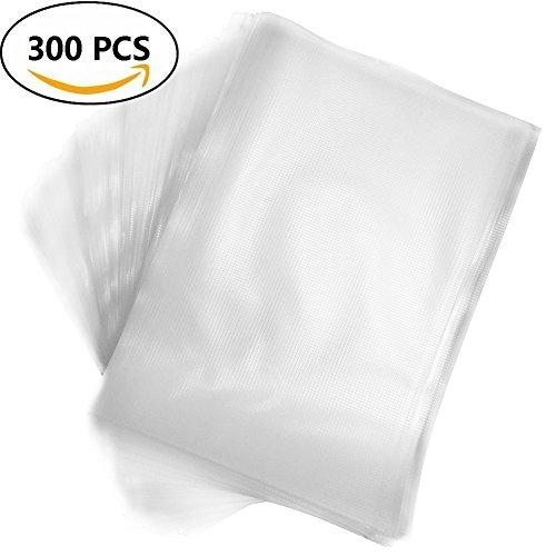 Tking 300 Stück Pva Beuteln PVA Beutel 100x140mm Wide PVA Bags wasserlösliche Tüten Tasche PVA Tüten für Karpfenköder