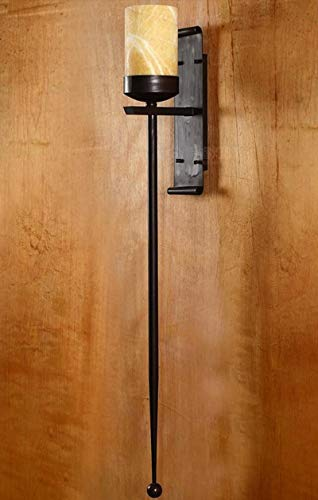 Lampe Murale Fer Créative Rétro En Imitation Lampe Murale Salon Mur À L'Arrière-Plan Des Feux Arrière Longue Allée De L'Hôtel Big Wall Lamp Chef Unique E27, 14 * 125Cm Nouveau (Couleur : #