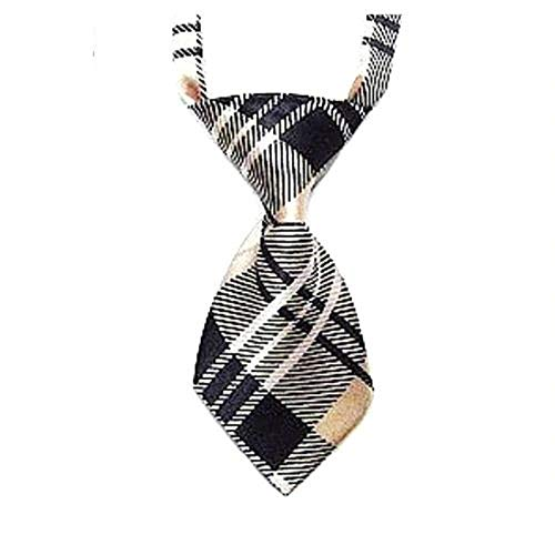 EROSPA® Krawatte Halsbinde Schlips - Hund Katze - -