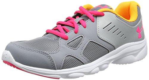 Under Armour UA GGS Pace Run, Chaussures de Running Compétition Fille
