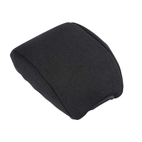 Baoblaze 1 x Weiches Leder Auto Mittelkonsole Armlehne Bezug Auto Armlehne Kissen Pad -