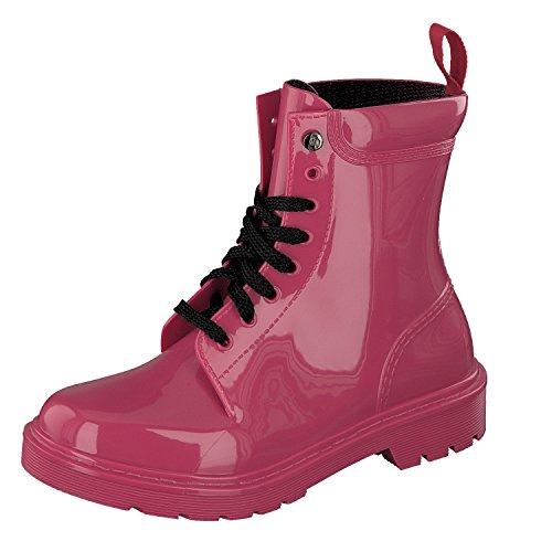 Gosch Shoes Stivali di Gomma Donna Rot
