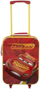 Disney Cars Kids children boys girls cabin trolley case - wheeled bag suitcase hand luggage holiday travel by Disney