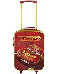 Disney Cars Enfants enfants garçons filles cabine trolley - sac à roulettes main de valise bagages voyage de vacances