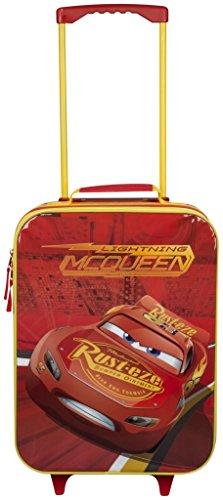 Disney cars bambini bambini ragazzi ragazze cabina trolley  - borsa a ruote  mano valigia  bagaglio viaggio di vacanza