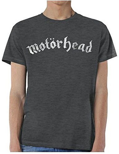 Motorhead Classic Distressed Vintage Logo T-Shirt