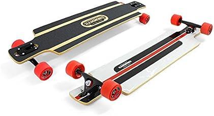 Hammond Longboard B-40 Twin Tip Drop Through Skateboard