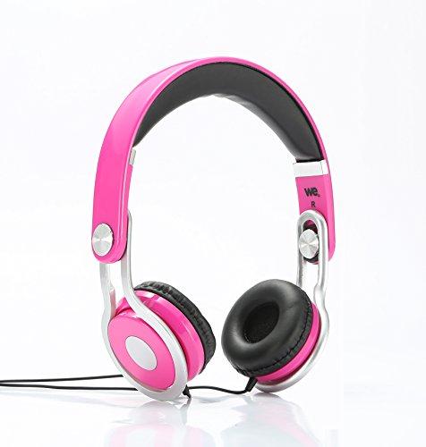 WE wecaskidr Kopfhörer für Kinder Rosa