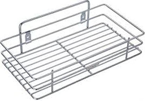 Airvyn Stainless Steel Wall Shelf  Number of Shelves   1, Silver