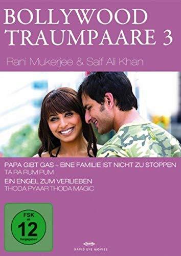 Bollywood Traumpaare 03: Saif Ali Khan & Rani Mukerjee [2 DVDs]