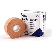 HAPLA-BAND - Hypoallergene Bandage Verband Haufarbe mit elastischen Kettfäden für die Dehnbarkeit 2,5cm x 10m... preisvergleich bei billige-tabletten.eu