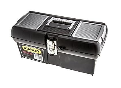 """Stanley 1-94-857 Caja Babushka con cierres metálicos 16""""/41cm"""