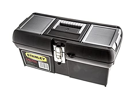 Stanley 1-94-857 Metal Latched Toolbox 16 inch