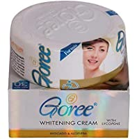 Queue Azyaa Gore Whitening Beauty Anti Ageing Spots Pimples Removing Cream Night Cream, 30g