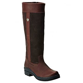 Ariat Windermere Womens Boots - Dark Brown: Adults 4.5