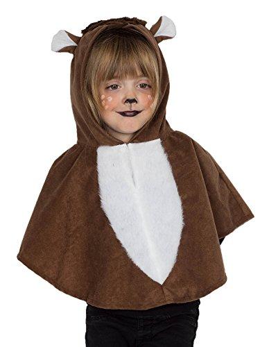 Kostüm Goldschmidt Kostüme Kinder Kleinkind Rehcape (92) (Kleinkind-reh-kostüm)