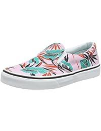 Vans Mädchen Uy Classic Slip-On Sneakers