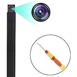 Lente de cámara espía WiFi Oculta Accesorios de cámara Anviker 1080P adecuados