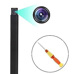 lentes espia: Lente de cámara espía WiFi Oculta Accesorios de cámara Anviker 1080P adecuados