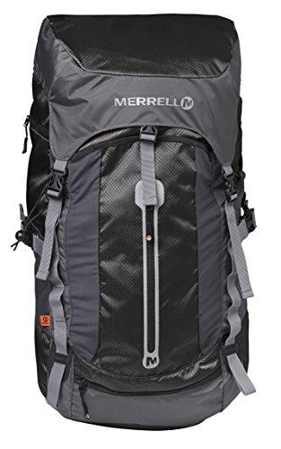 Merrell Tamarack Wandern Rucksack, schwarz (schwarz) - JBF23231-010 (Merrell-tasche)