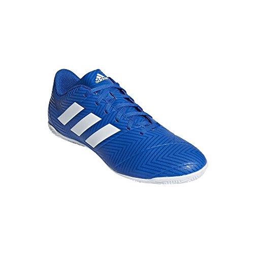 Adidas Nemeziz Tango 18.4 In, Zapatillas de fútbol Sala para Hombre, Azul Ftwbla/Fooblu 001, 43 1/3 EU