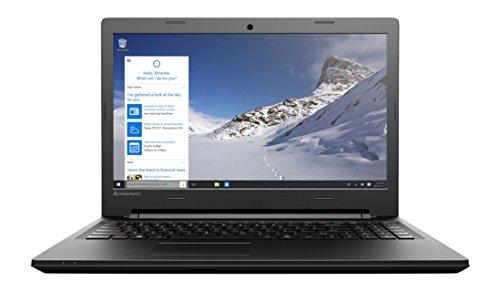 "Lenovo Essential B50-50 - Ordenador portátil de 15.6"" (Intel Core i3, 4 GB RAM, 500 GB HDD, Sin Sistema Operativo) - Teclado QWERTY español"
